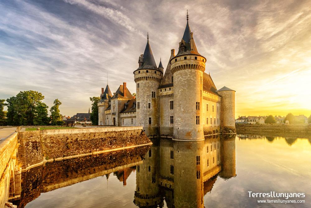 Castillos Valle del Loire. Francia