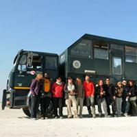 Safaris en camión