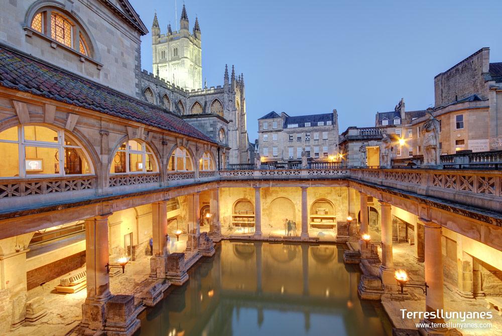Viajes Inglaterra. Bath