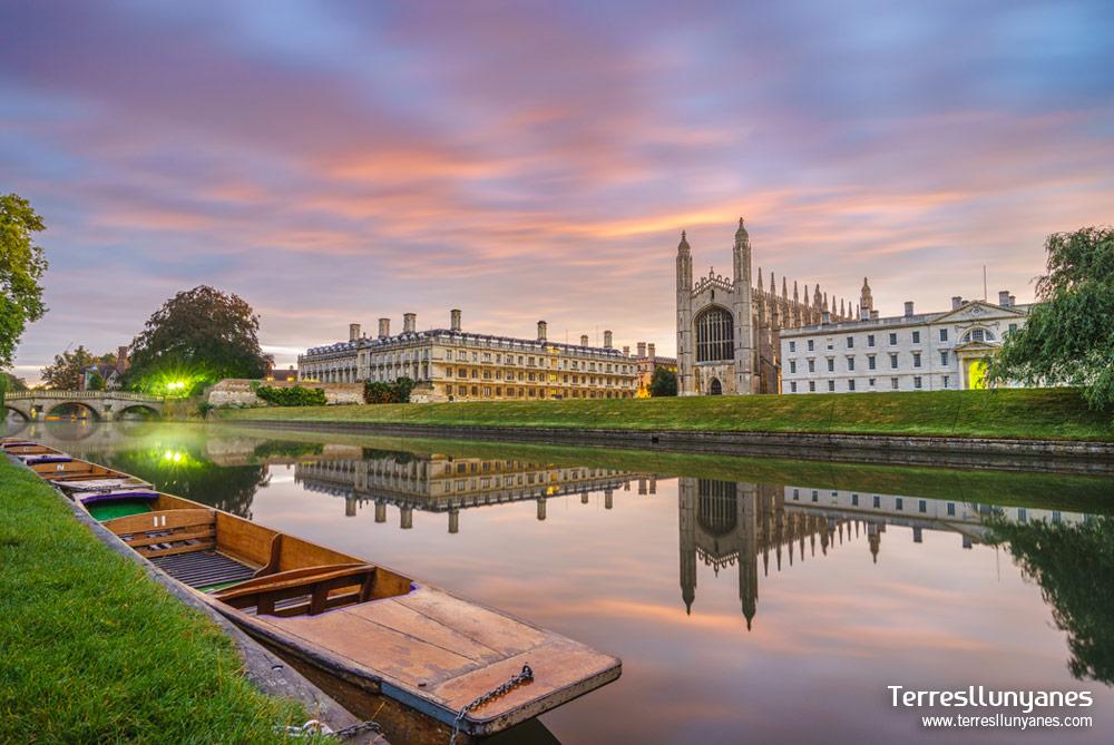 Viajes Inglaterra. Cambridge