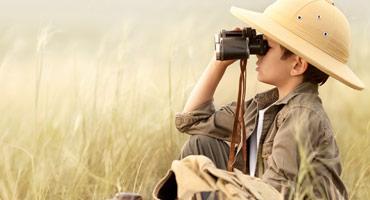Viajes con niños. Documentación